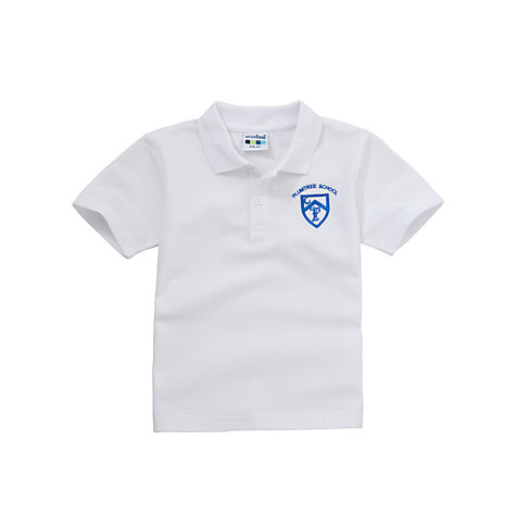 Buy Plumtree Infant and Junior School Unisex Sports Polo Shirt Online at johnlewis.com