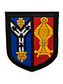 Gunnersbury Catholic School Boys' Blazer Badge, Multi