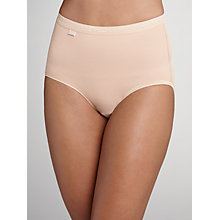 Buy Sloggi Shape Cotton Maxi Briefs Online at johnlewis.com