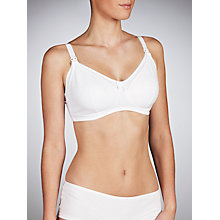 Buy John Lewis Spot Print Maternity Bra, Pack of 2 Online at johnlewis.com