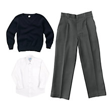 Buy Falcon Junior School Boys' Uniform Online at johnlewis.com