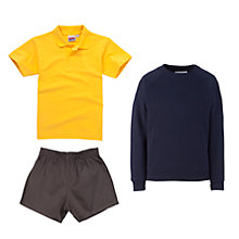 Buy Falcon Junior School Girls' Sports Uniform Online at johnlewis.com