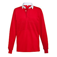 Buy School Rugby Sports Jersey Top Online at johnlewis.com