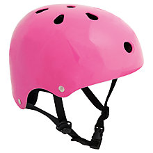 Buy Stateside Skates Helmet, Hot pink Online at johnlewis.com
