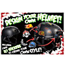 Buy SFR Stickered Helmet, Black Online at johnlewis.com
