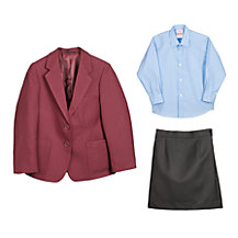 North Walsham High School Girls' Uniform