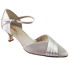 Buy Rainbow Club Suzi Satin Kitten Heels Online at johnlewis.com