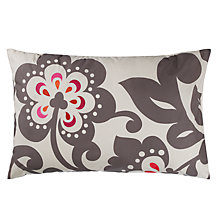 Buy John Lewis Lalia Standard Pillowcase Online at johnlewis.com