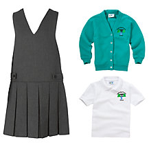 Ladybridge Primary School Girls' Uniform