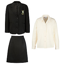 Manchester High School for Girls Senior Uniform