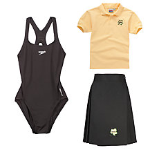 Manchester High School for Girls Senior Games and PE Uniform