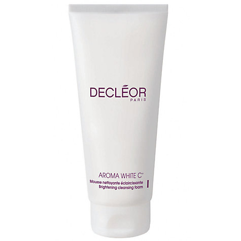 Buy Decléor Brightening Cleansing Foam, 150ml Online at johnlewis.com