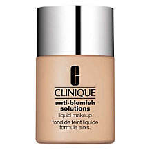 Buy Clinique Anti-Blemish Solutions Liquid Makeup, 30ml Online at johnlewis.com
