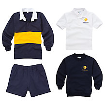 William Hulme's Grammar School Boys' Senior Sports Uniform