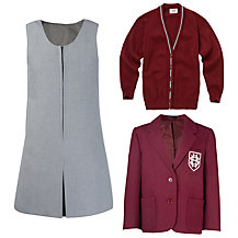 Bromley High School Prep & Junior Years 5 - 6 Girls' Uniform