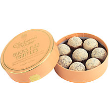 Buy Charbonnel et Walker Bucks Fizz Truffles, 135g Online at johnlewis.com