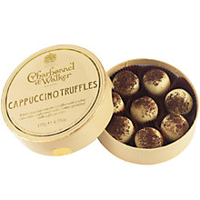 Buy Charbonnel et Walker Cappuccino Truffles, 135g Online at johnlewis.com