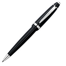 Buy Cross Affinity Ballpoint Pen, Black Online at johnlewis.com
