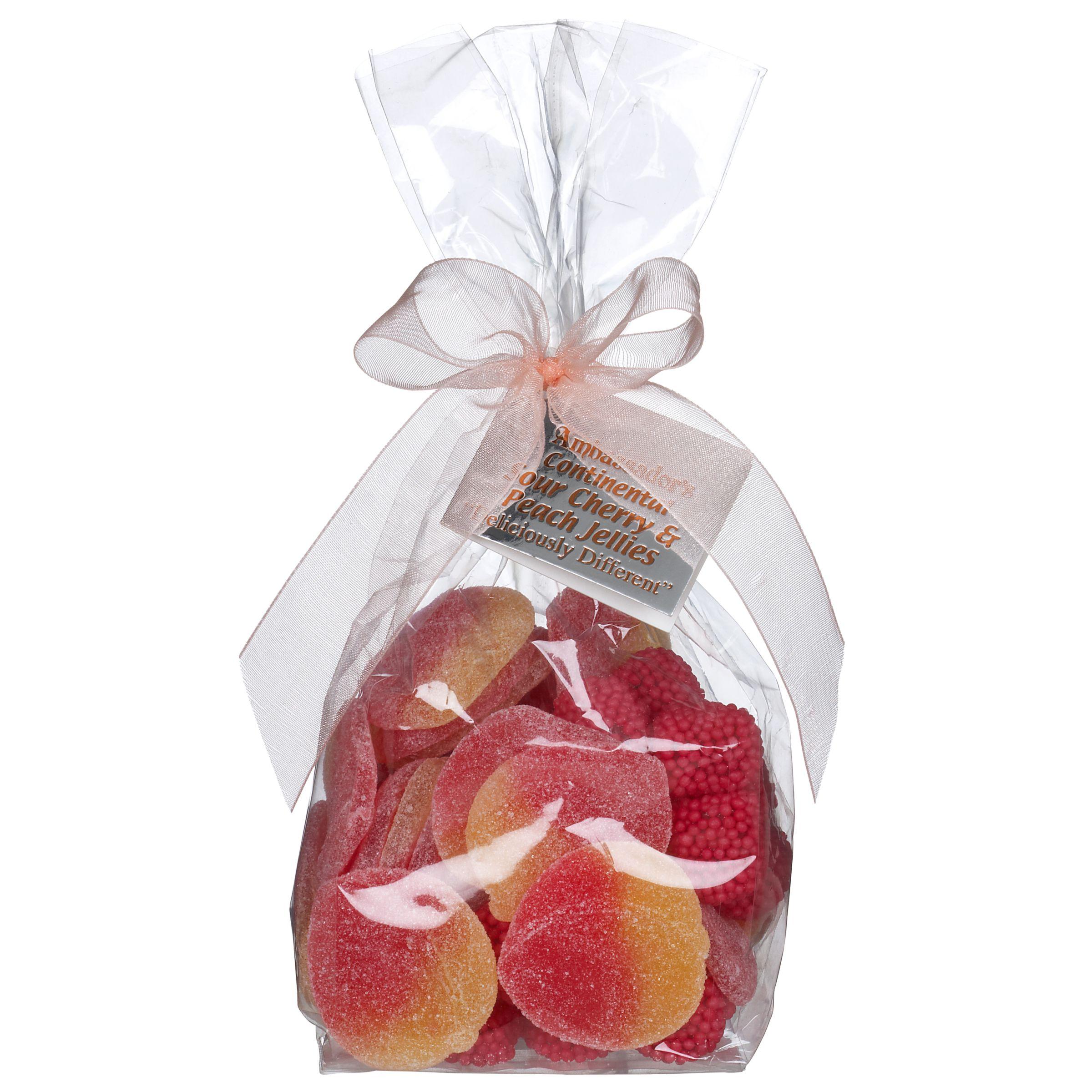 Ambassadors of London Ambassadors of London Peach and Raspberry Jellies, 250g