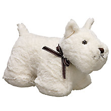 Buy Dora Designs Westie Plush Doorstop Online at johnlewis.com