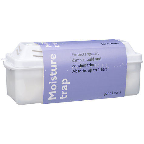 Buy John Lewis Large Moisture Trap Online at johnlewis.com