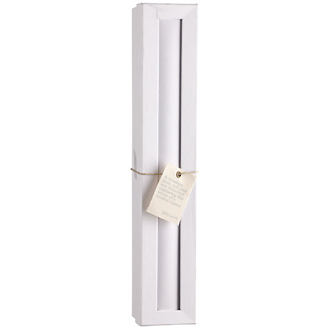 Buy John Lewis White Vellum Scented Drawer Liners, Pack of 2 Online at johnlewis.com