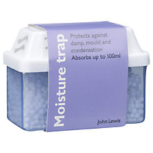 Buy John Lewis Mini Moisture Trap Dehumidifier Online at johnlewis.com
