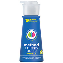 Buy Method Laundry Detergent, Fresh Air Online at johnlewis.com