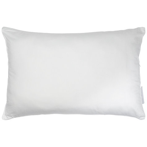 Buy John Lewis New Silk Blend Standard Pillow, Medium/Firm Online at johnlewis.com