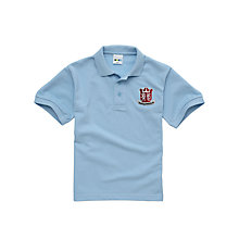 Buy Kings Langley Secondary School Unisex Sports Polo Shirt Online at johnlewis.com