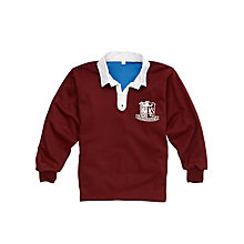 Buy Kings Langley Secondary School Boys' Rugby Jersey Online at johnlewis.com