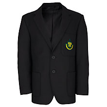Buy Stanborough School Boys' Senior Blazer, Black Online at johnlewis.com