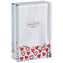 Buy Spaceform Dinky Frame, Heart Online at johnlewis.com