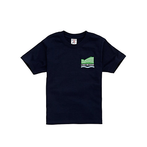 Buy Long Meadow School Unisex Sports T-Shirt Online at johnlewis.com