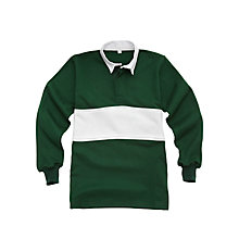 Buy St. Clement Danes Secondary School Boys' Rugby Shirt Online at johnlewis.com