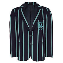 Buy St Martin's School for Boys Blazer, Navy Online at johnlewis.com