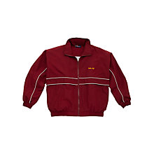 Buy Walton High Unisex Tracksuit Top, Maroon Online at johnlewis.com