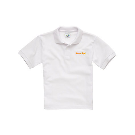 Buy Walton High Unisex Sports Polo Shirt Online at johnlewis.com