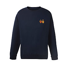 Buy Watford Girls' Grammar School Sports Sweatshirt Online at johnlewis.com