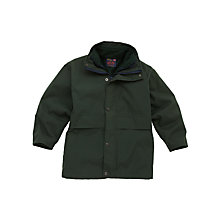 Buy St Helen's School 3 in 1 Junior Coat, Bottle Green Online at johnlewis.com