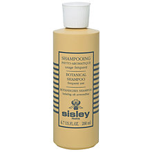 Buy Sisley Botanical Shampoo, 200ml Online at johnlewis.com