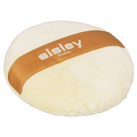 Buy Sisley Velvet Powder Puff Online at johnlewis.com