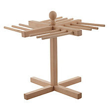 Buy John Lewis Wooden Pasta Stand Online at johnlewis.com