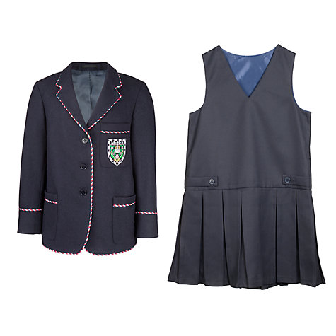 Buy Mayville High School Junior Girls' Uniform Online at johnlewis.com