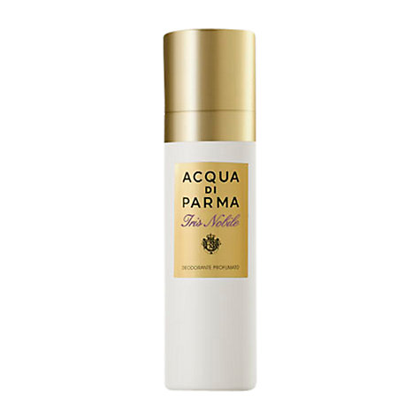 Buy Acqua di Parma Iris Nobile Deodorant Spray, 100ml Online at johnlewis.com