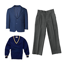 Dagfa School Nottingham Boys' Infant Uniform
