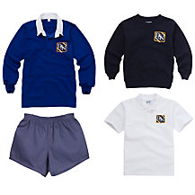 Dagfa School Nottingham Boys' Junior Sports Uniform