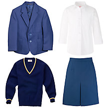 Dagfa School Nottingham Girls' Junior Uniform