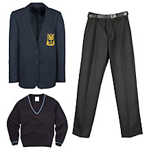 The National Church of England Academy Boys' Uniform Years 7-11