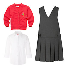 Buy Airyhall Primary School Girls' Uniform Online at johnlewis.com